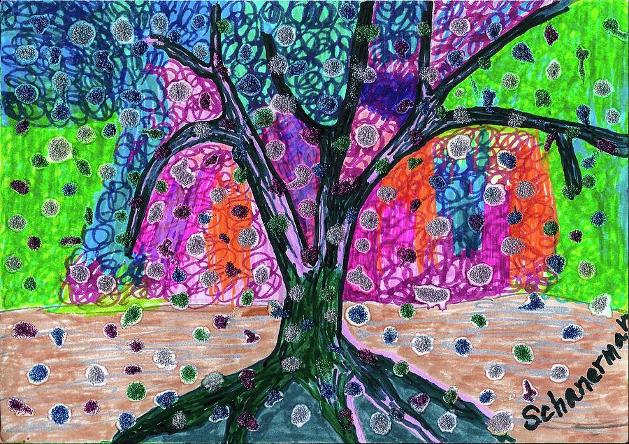 Garden Of Earthly Delights by Susan Schanerman