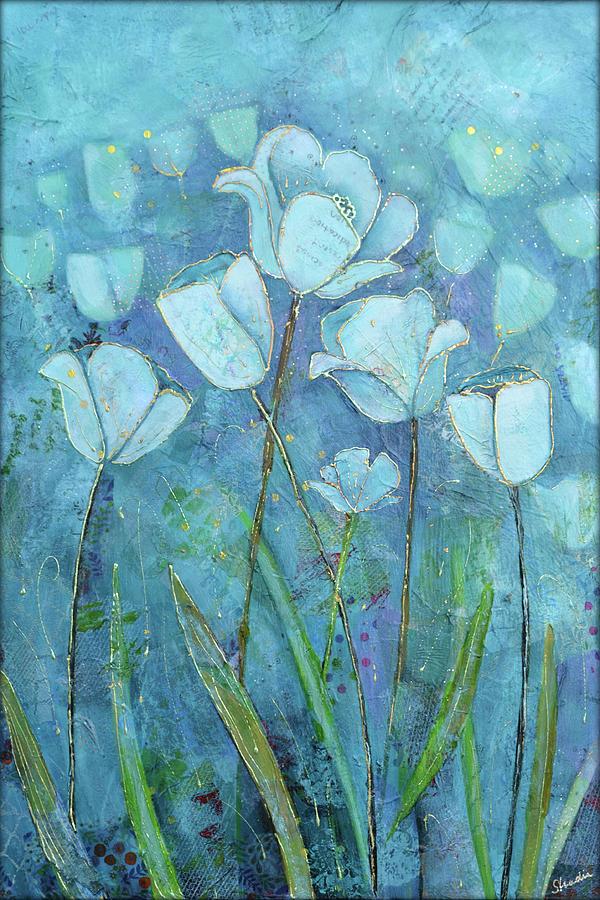 Garden Of Healing Painting