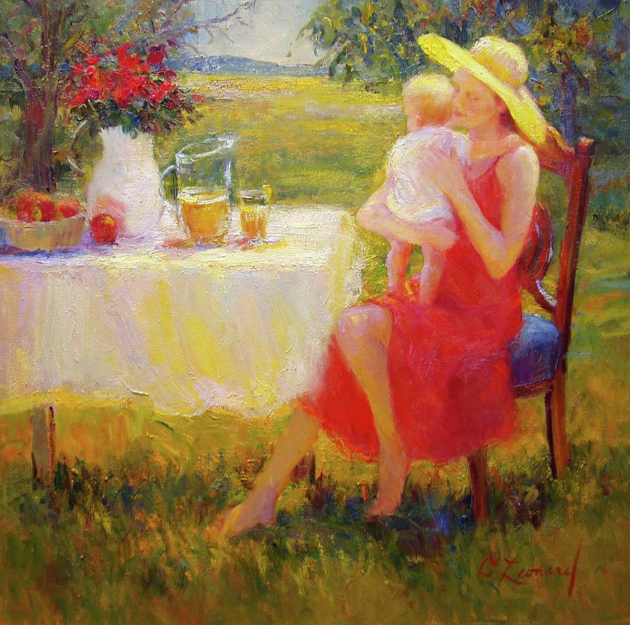 Garden Of Love Painting
