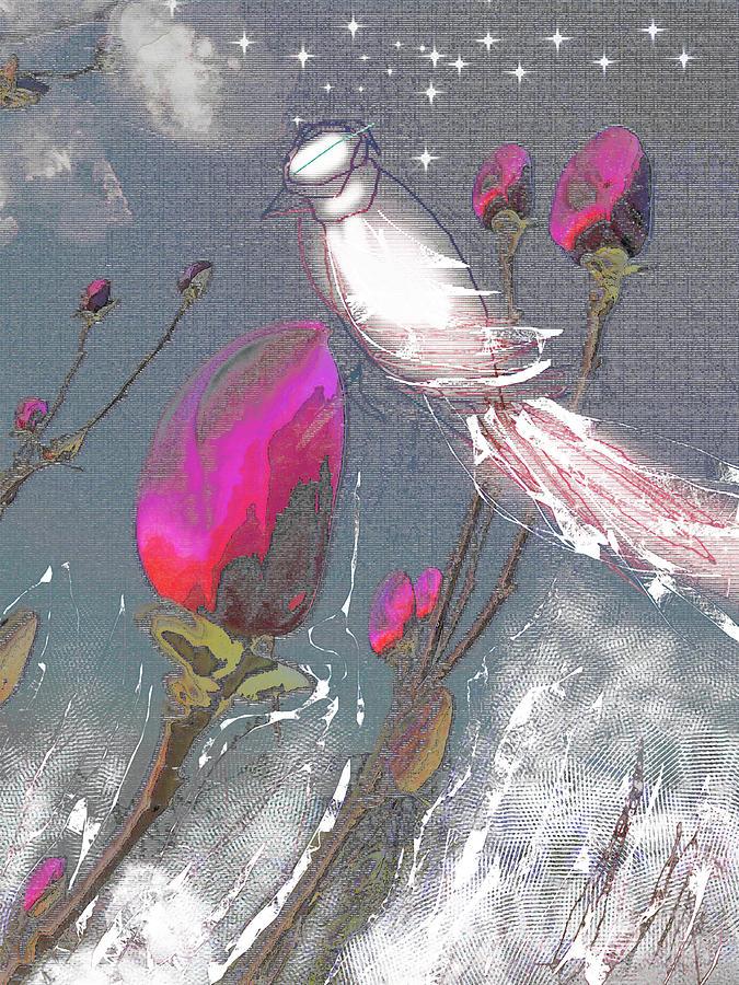Garden Of Peace Digital Art