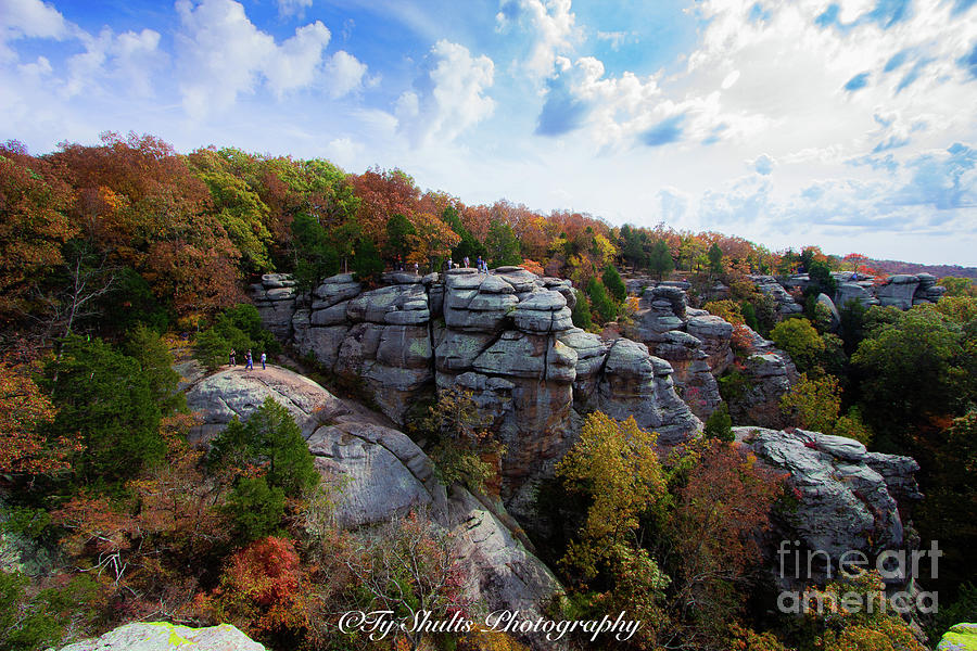 Garden of the Gods, Herod, IL by Ty Shults