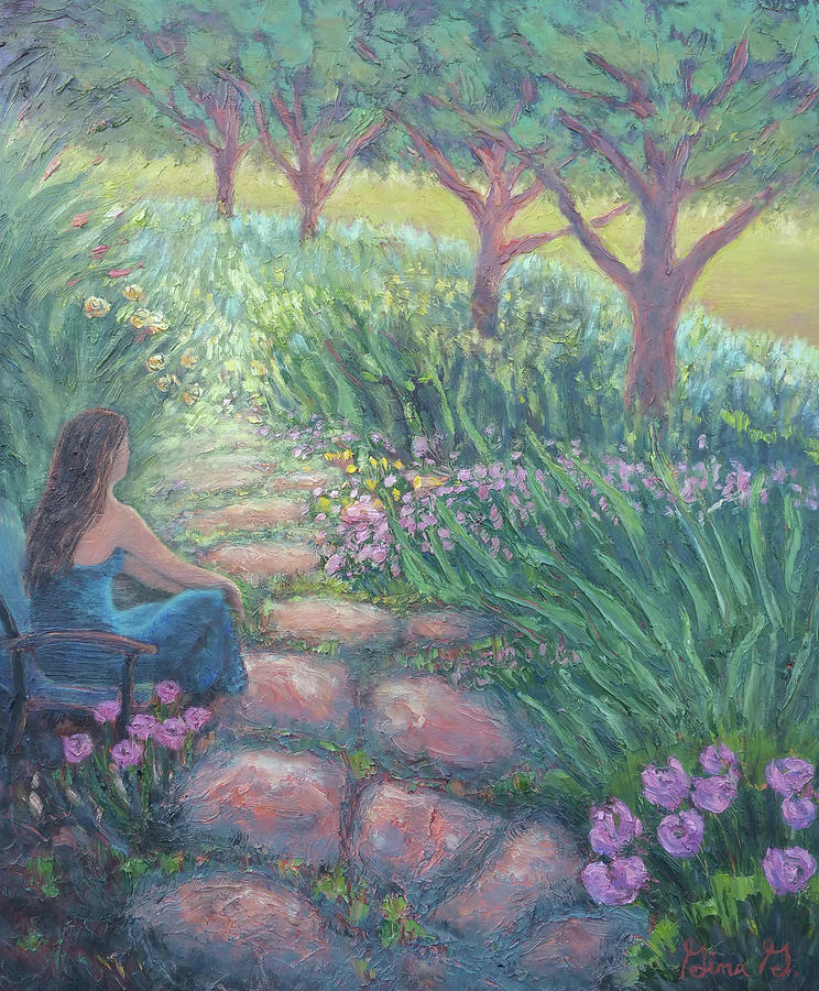 Garden Therapy by Gina Grundemann