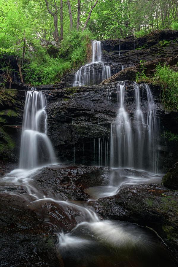 Garwin Falls by Kristen Wilkinson