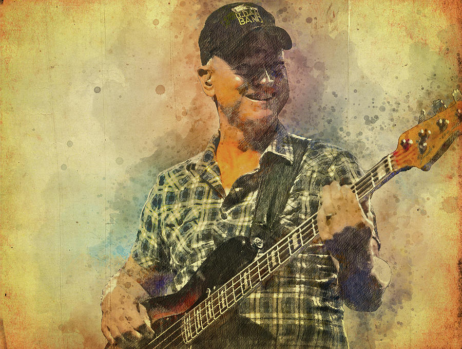 Gary Sinise by Max Huber