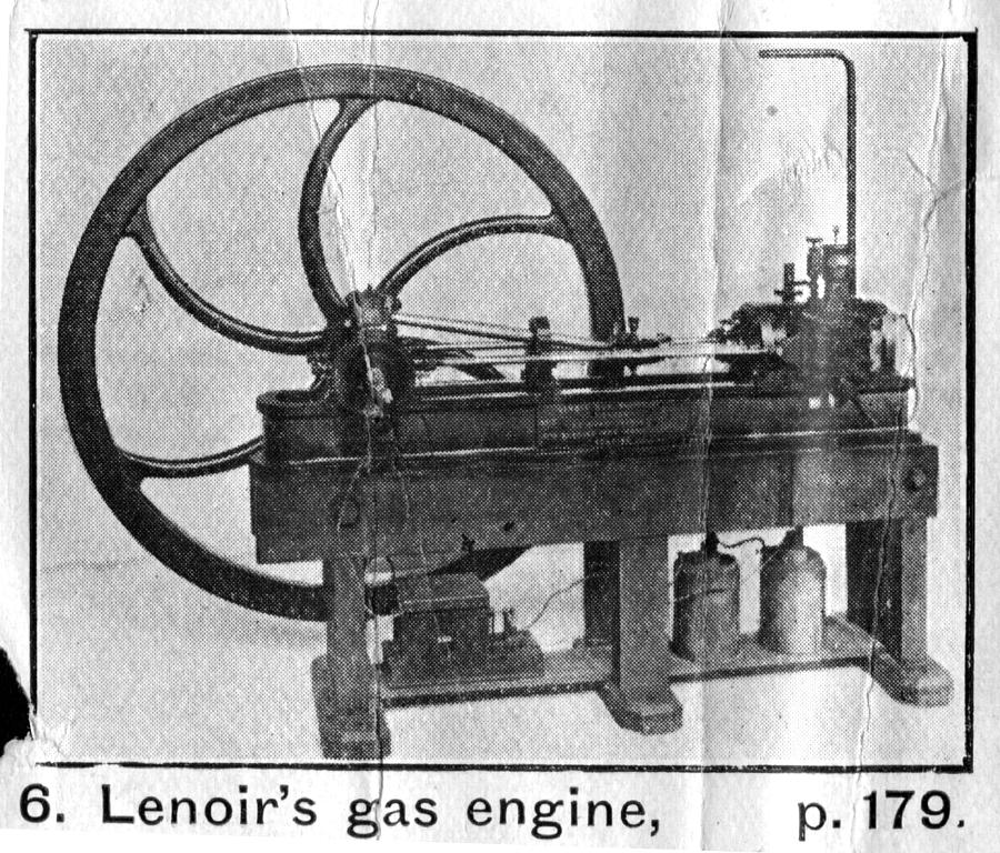 Gaseous Engine Photograph by Hulton Archive
