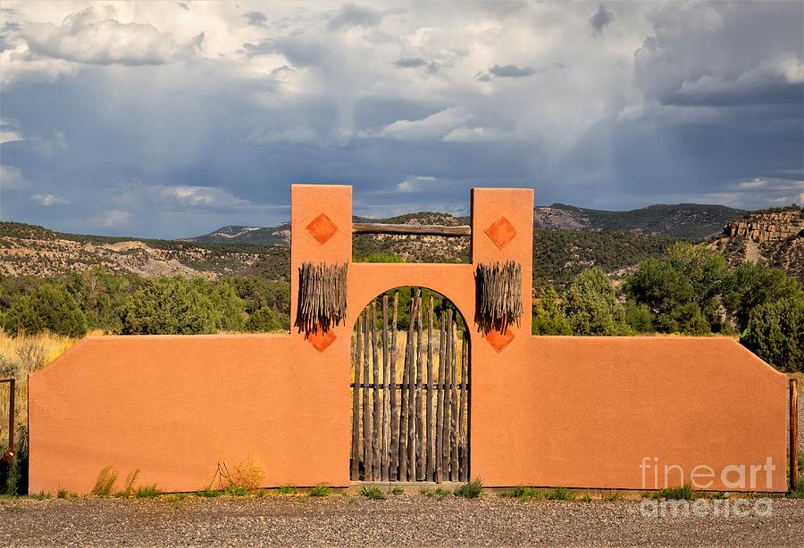 Gate In The West by Jaime Miller
