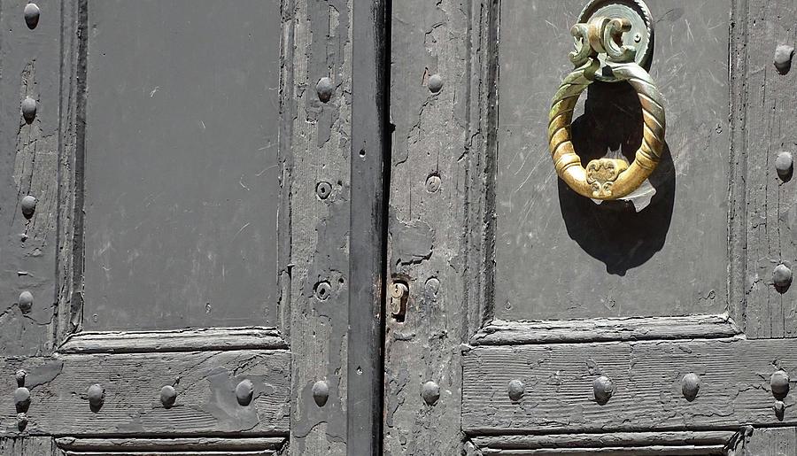 Gate by Xrista Stavrou