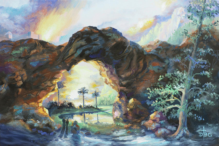 Gateway to Eternal Dawn by David Bader