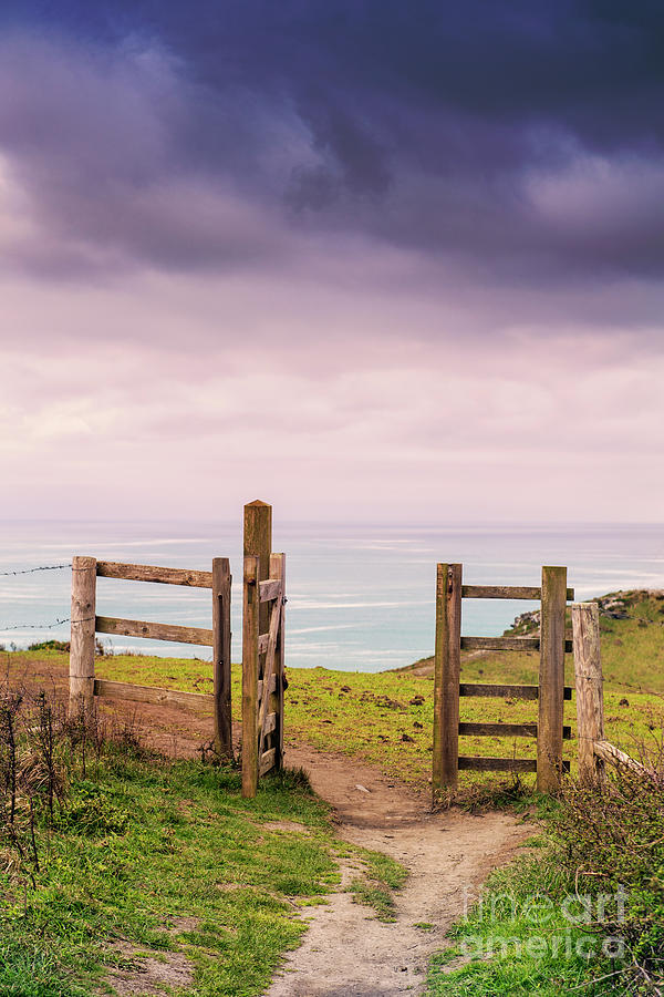 Gateway to the Coast by David Lichtneker