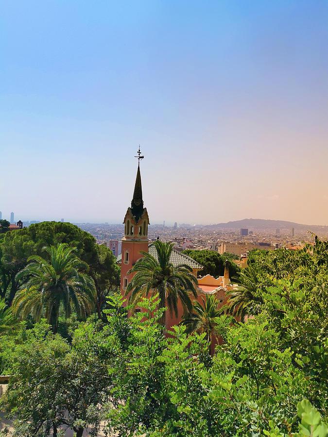 Gaudi House Museum  by Art Spectrum