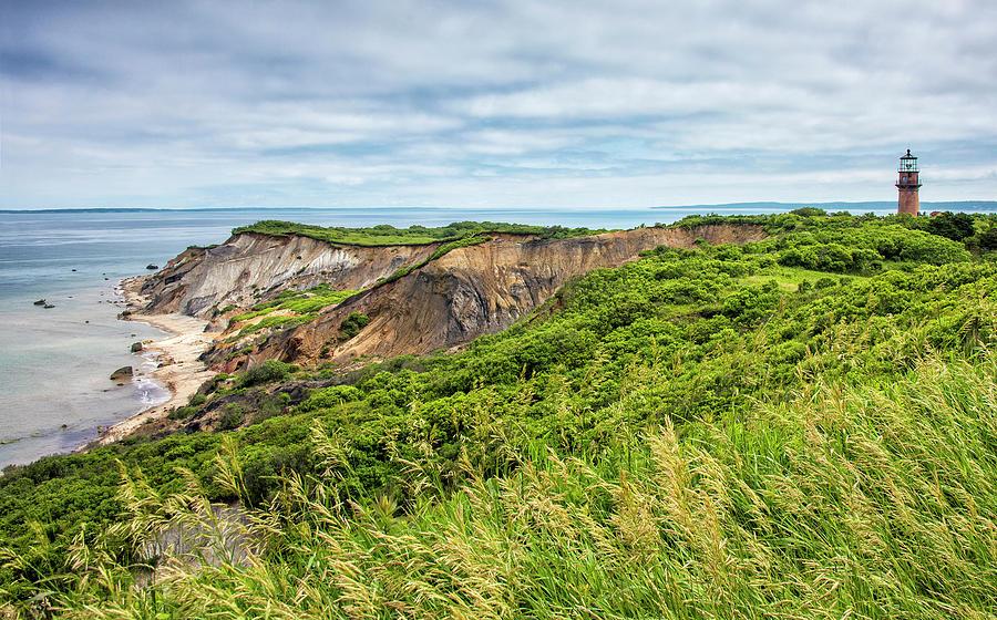 Aquinnah cliffs | Marthas Vineyard, near Gay Head Light