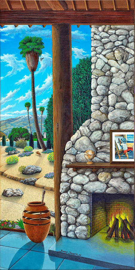 My Backyard Three by Snake Jagger