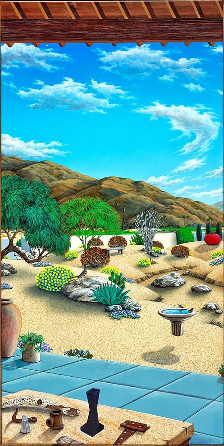 My Backyard Two by Snake Jagger