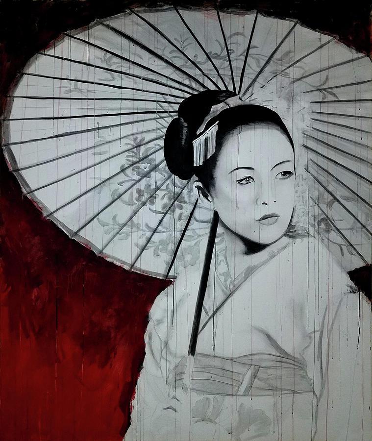 geisha by Scott Robinson