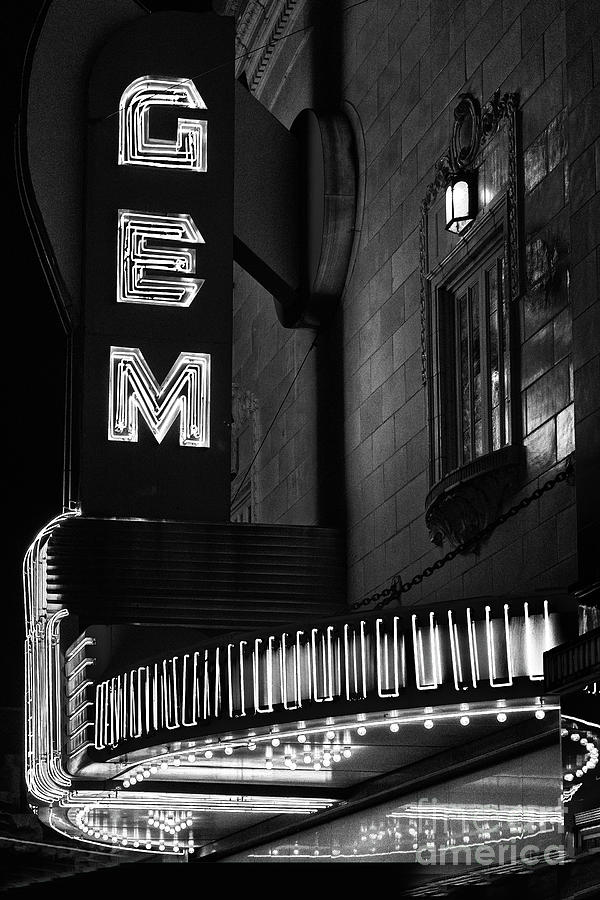 Gem Theatre Kansas City by Terri Morris