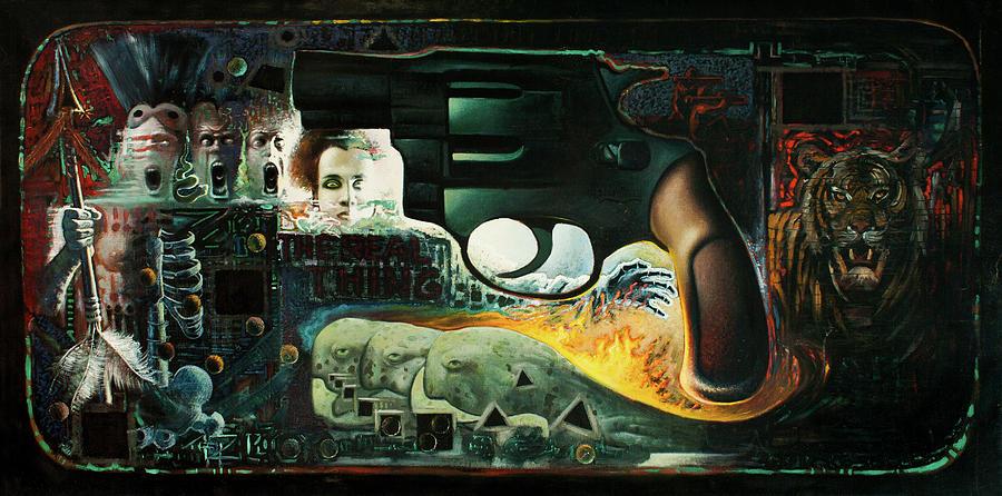 Gene of War by Hans Egil Saele