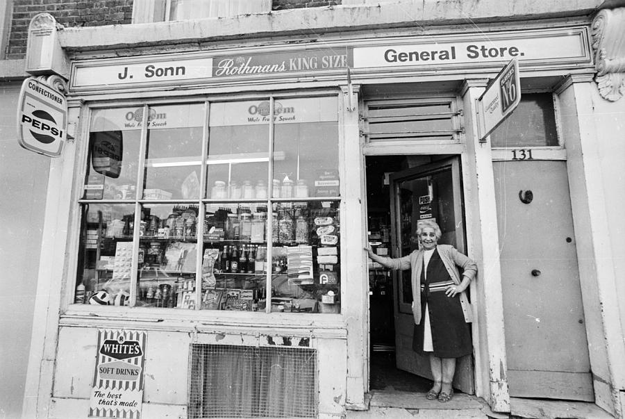 General Store Photograph by Ronald Dumont