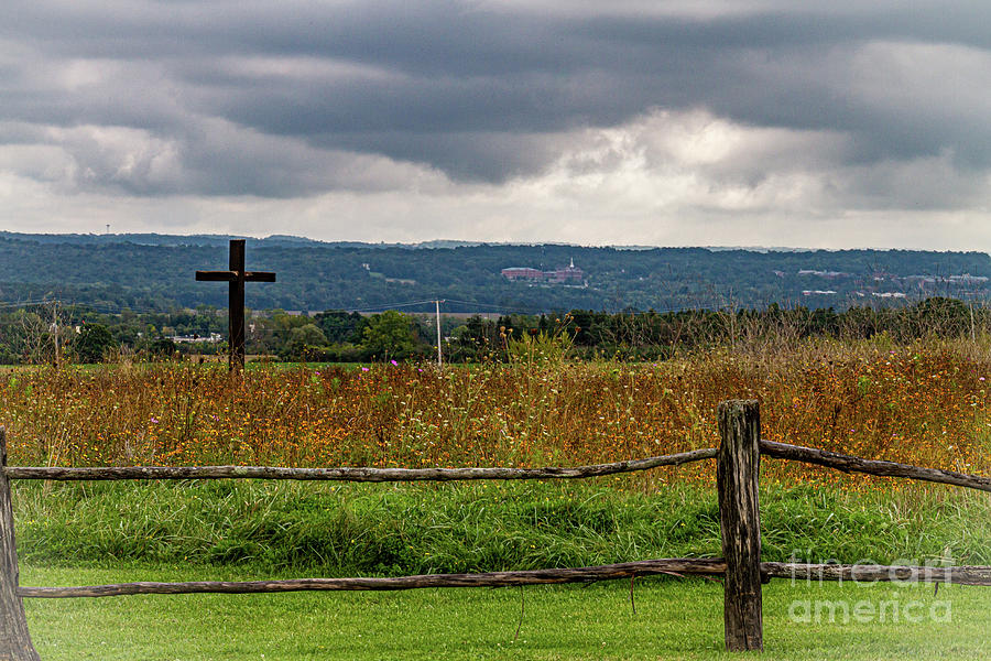 Genesee Valley Vista by William Norton