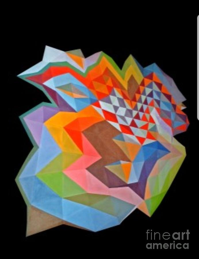 Geometric 2011 Painting