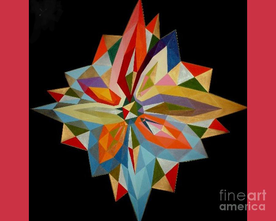 Geometric II Painting