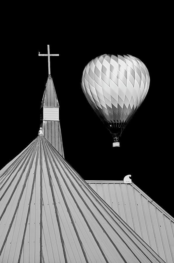 Geometric Patterns at Balloon Fest by Flying Z Photography by Zayne Diamond