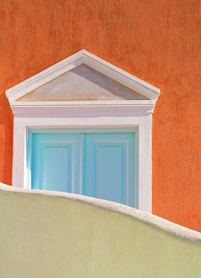 Geometry And Color Photograph by Marius Roman