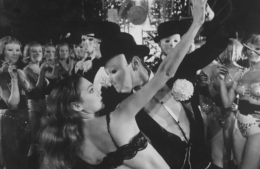 George Balanchine Misc Photograph by Gordon Parks