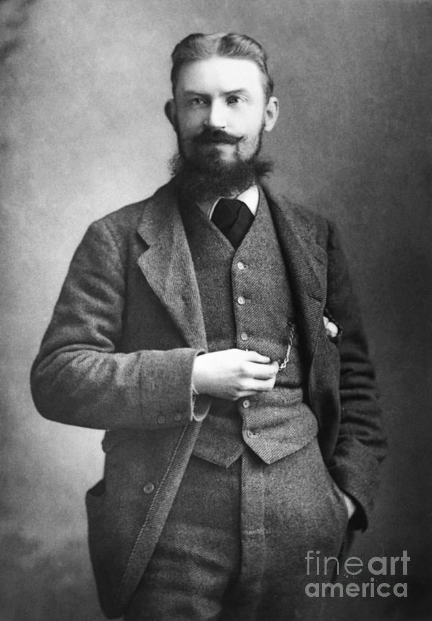 George Bernard Shaw Photograph by Bettmann