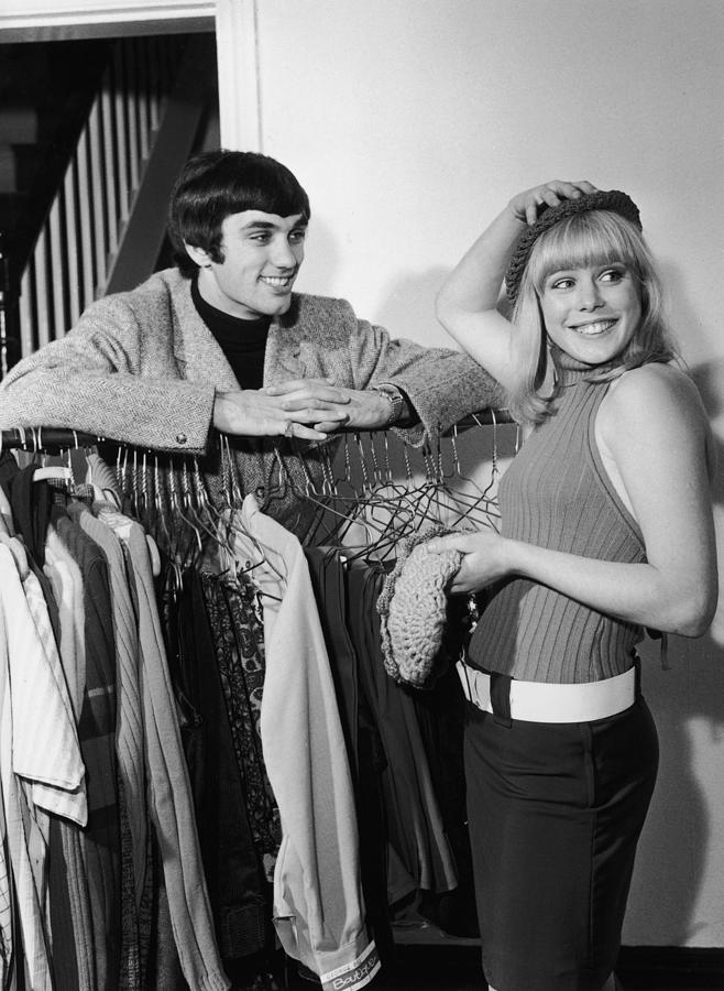 George Best Photograph by Keystone Features
