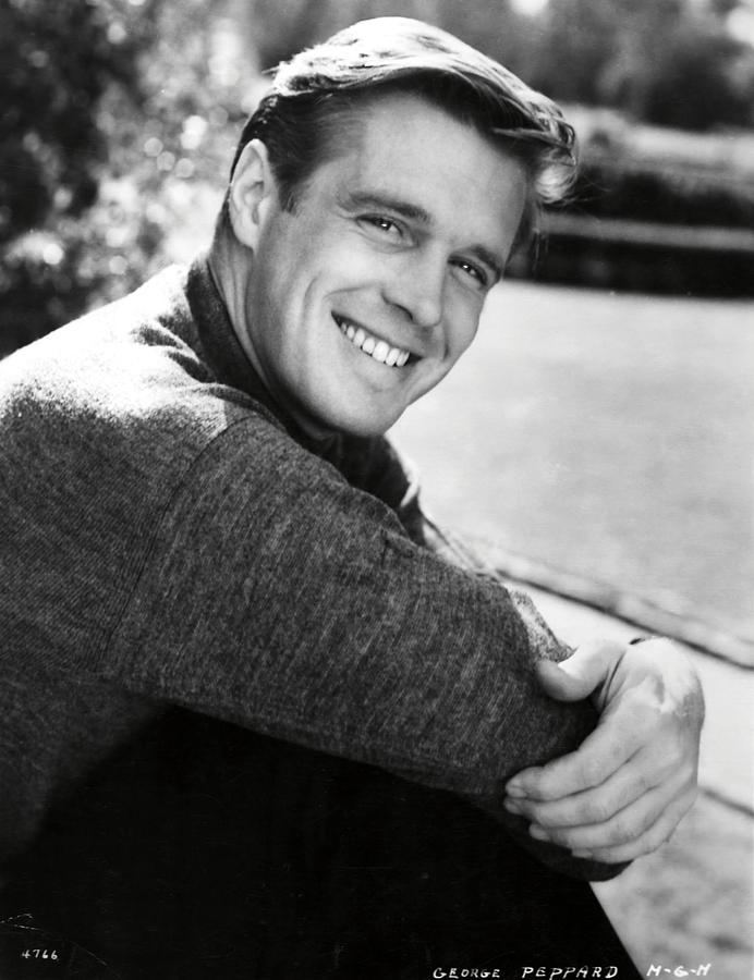 GEORGE PEPPARD in THE SUBTERRANEANS -1960 ...