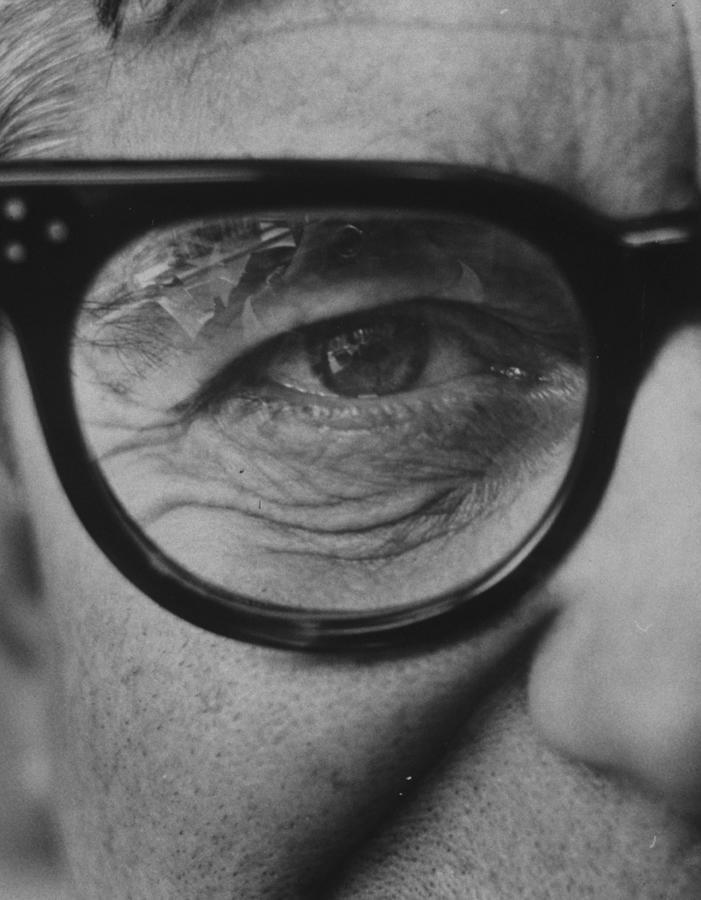 George Silk Photograph by Alfred Eisenstaedt