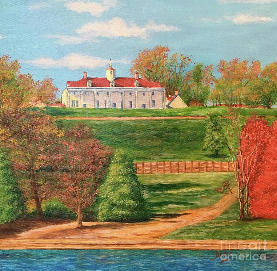 George Washington's Mount Vernon by Aicy Karbstein