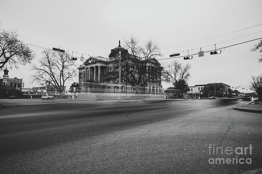 Georgetown Texas Town During the Early morning by PorqueNo Studios