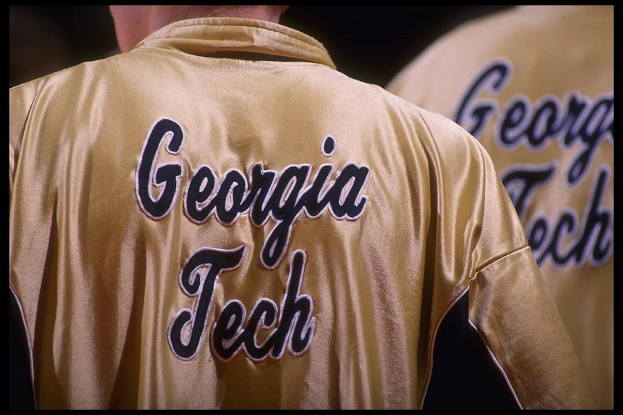 Georgia Tech Photograph by Doug Pensinger