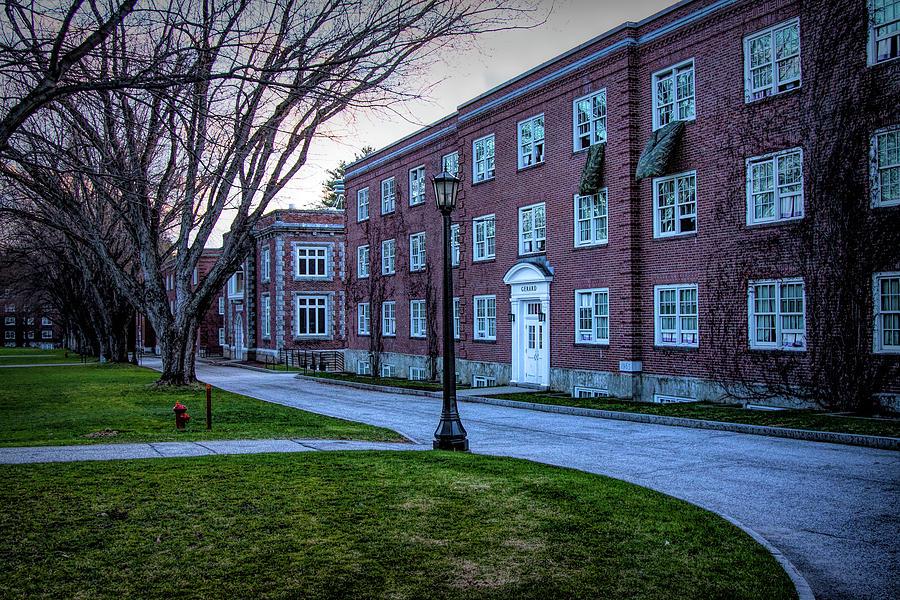 Gerard Hall Norwich University by Jeff Folger
