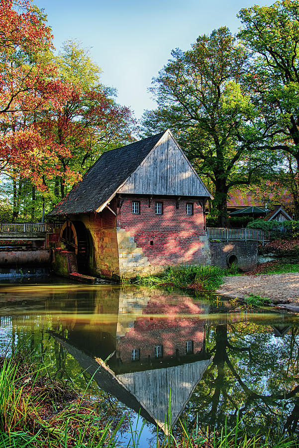Germany Mill by Raf Winterpacht