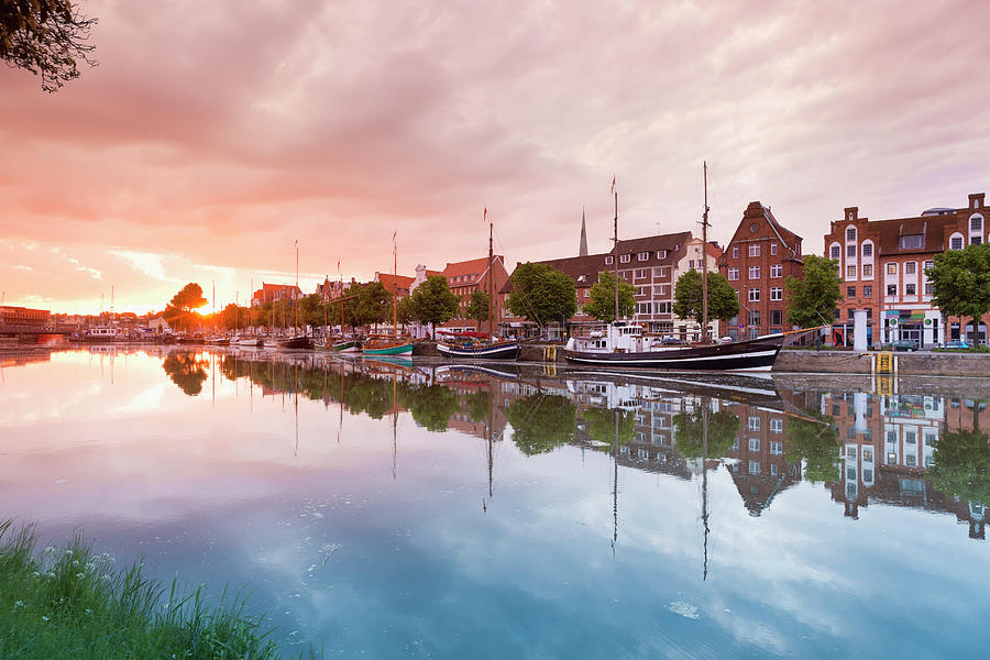 Germany, Schleswig Holstein, Luebeck Photograph by Westend61