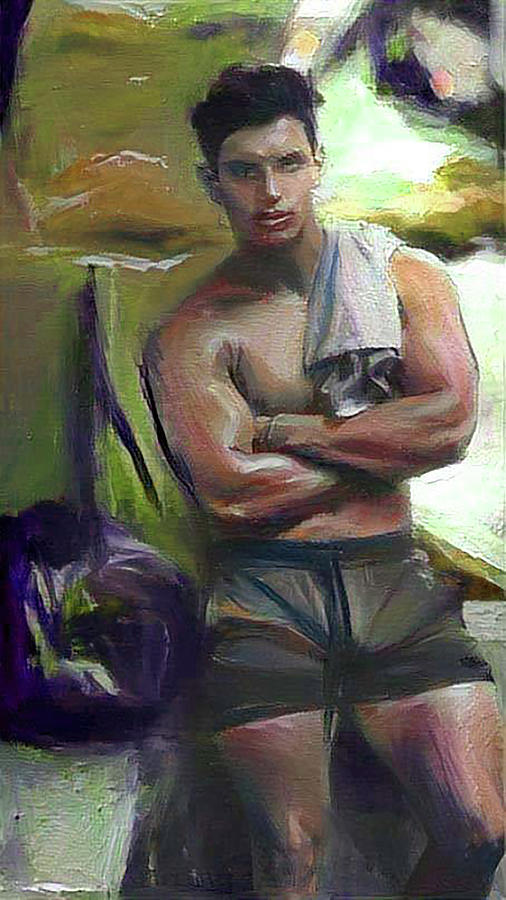 Gerry by Richard Laeton