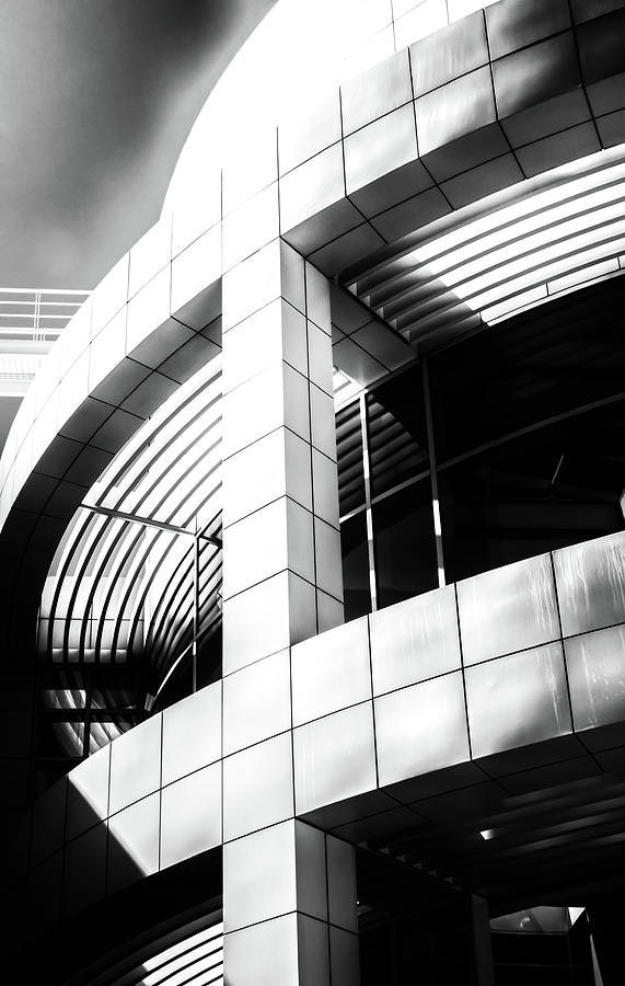 Getty Curves by Francine Collier