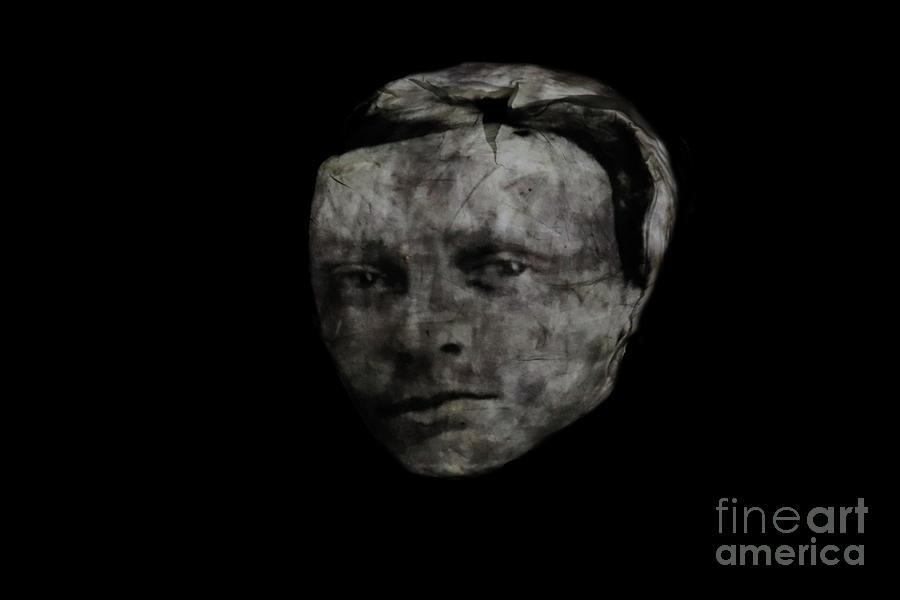 Ghost Head by Karen Silvestri