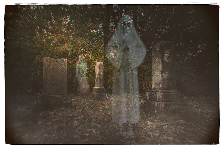 GHOST by Jerry Golab