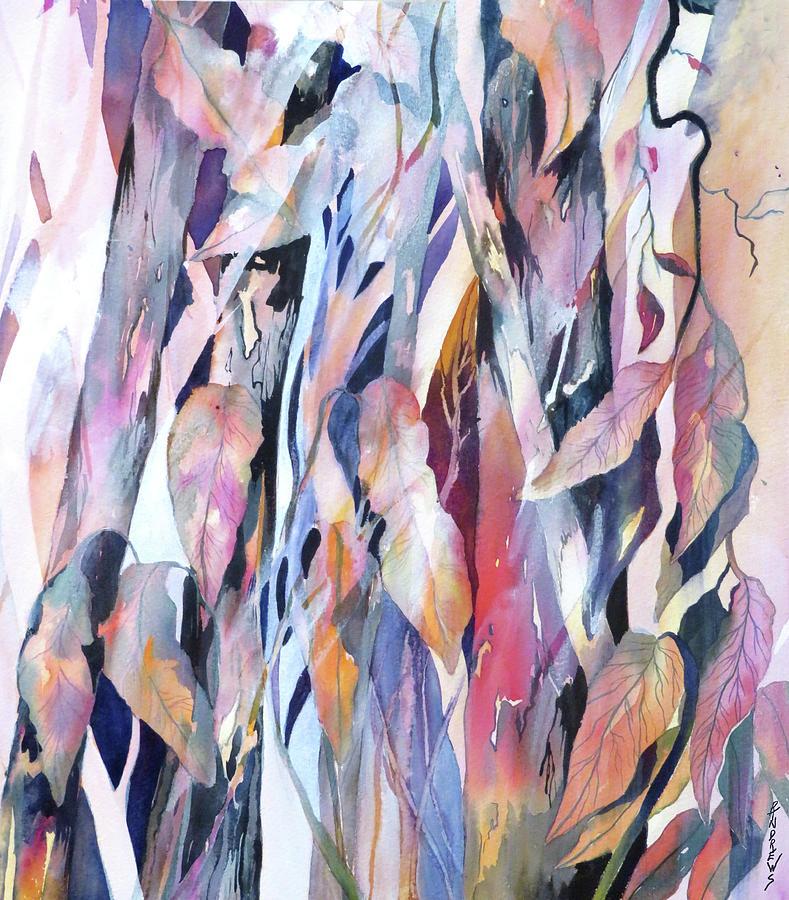Ghost Leaves by Rae Andrews