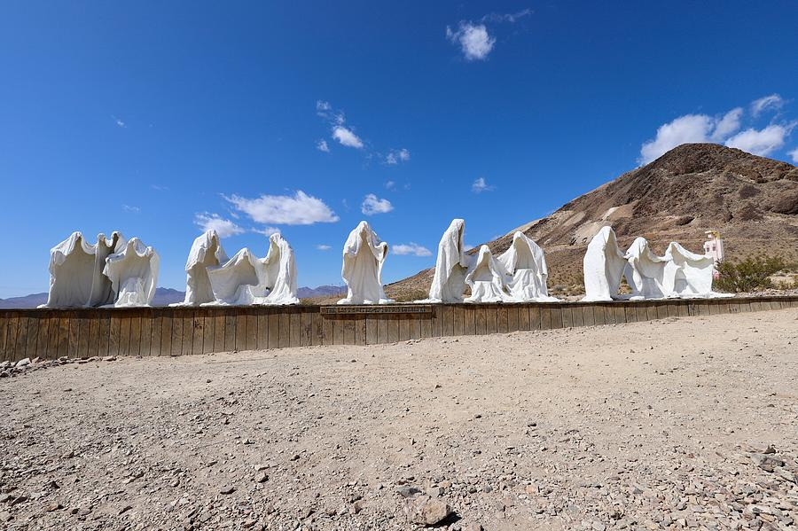 The Last Supper Photograph - Ghost Town by Maria Jansson