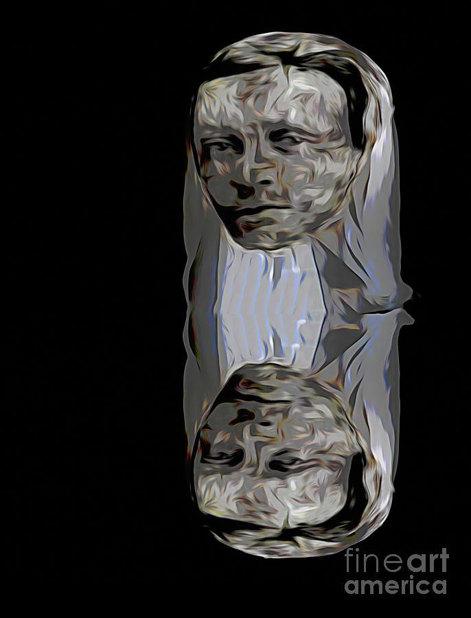 Ghostly Reflection by Karen Silvestri