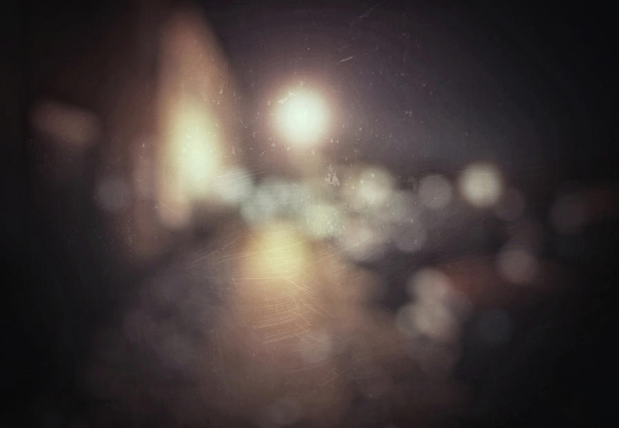 Abstract Photograph - ghosts III by Steve Stanger