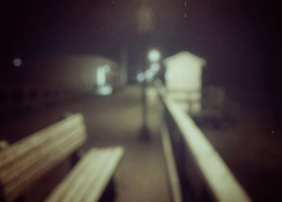 Abstract Photograph - ghosts IV by Steve Stanger