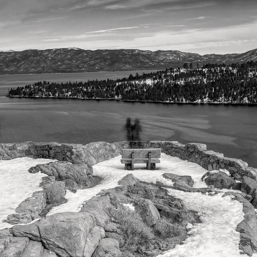 Ghosts of Emerald Bay by Alessandra RC