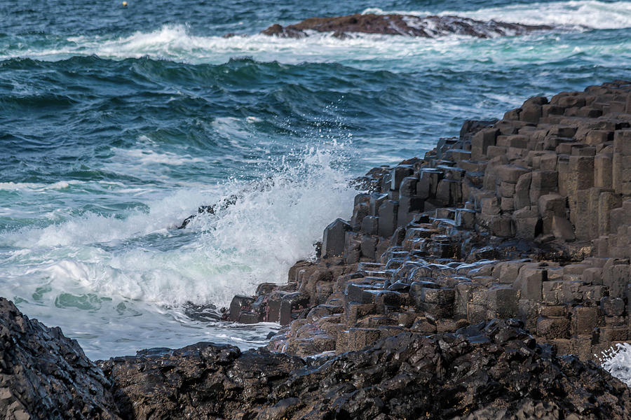 Giant's Causeway by Susie Weaver