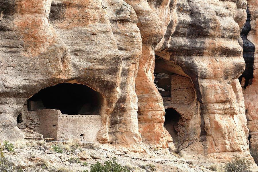 Gila Cliff Dwellings by Nicholas Blackwell