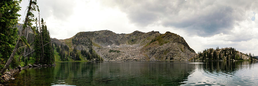 Gilpin Lake by Nicole Lloyd
